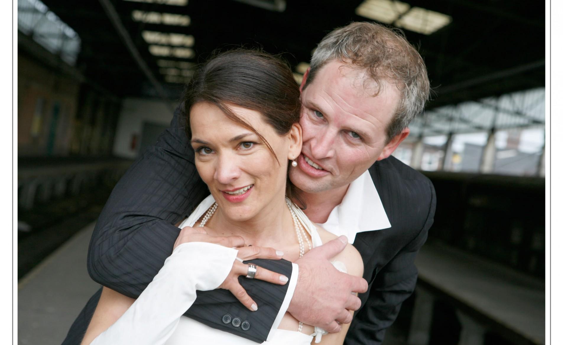 Andrea und Markus Hochzeit in Oldenburg